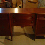 mahogany finished 1920
